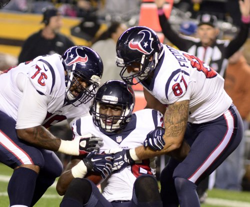 Houston Texans hold off Detroit Lions behind running of Lamar Miller, Alfred Blue