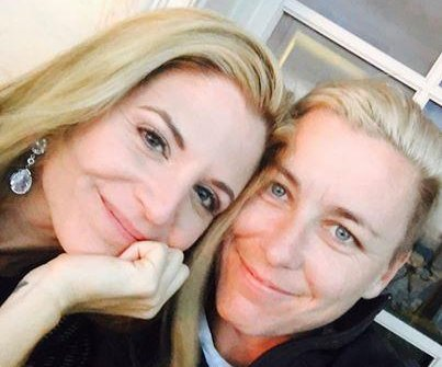 Abby Wambach engaged to author Glennon Doyle Melton
