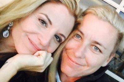 Abby Wambach engaged to author Glennon Doyle Melton