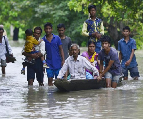 UN: 1,200 dead from flooding, landslides in South Asia