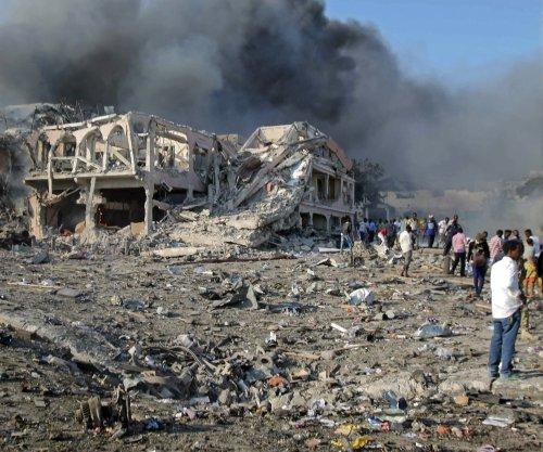 Somalia truck bombing death toll rises to 231