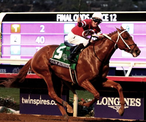 UPI Horse Racing Roundup: 2017 Breeders' Cup points toward future drama