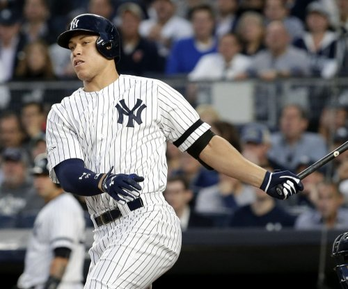 New York Yankees' Aaron Judge unanimous winner for 2017 AL Rookie of Year