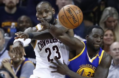 Draymond Green predicts LeBron James will lose super powers