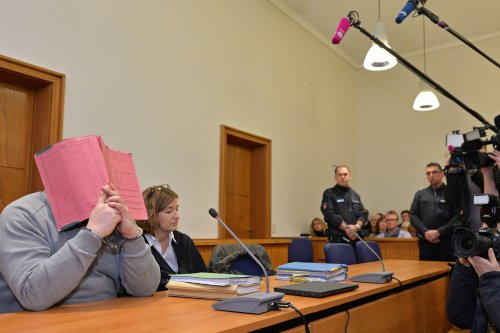 Jailed German nurse charged with 97 more killings