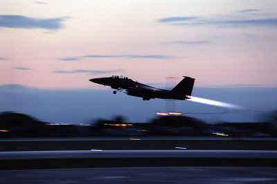 Titan LSC contracted for Saudi F-15 modernization support