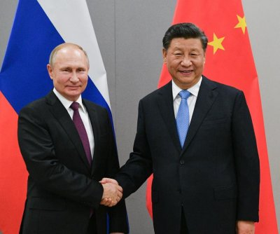 China, Russia declare strategic alliance for 'new era'