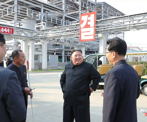 Kim Jong Un's science policy improved industries, North Korea university says