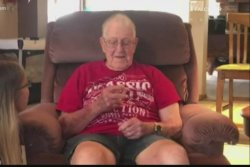 Wedding ring lost at Aldi returned to man on his 100th birthday