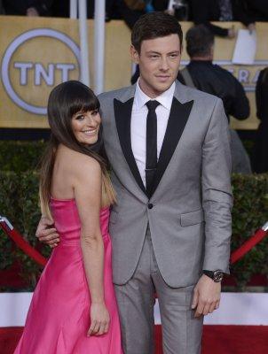 Lea Michele attends Jamie-Lynn Sigler's baby shower