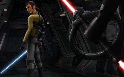 'Star Wars Rebels' introduces Kanan