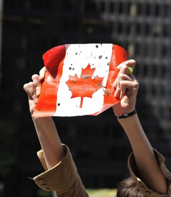 Two percent of Canada's oil gets to overseas markets