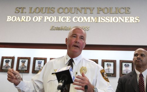 Police chief in Ferguson, Mo., welcomes reform program
