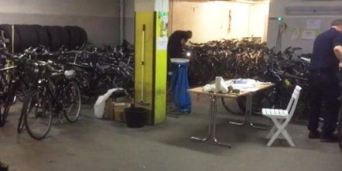 Police: 111 bikes found in elderly man's apartment