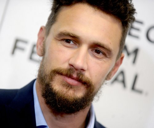 James Franco shows off new Emma Watson neck tattoo