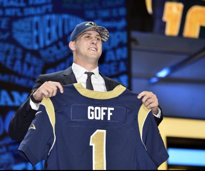Draft: From Jared Goff to final pick, eventful three days wind up in Chicago