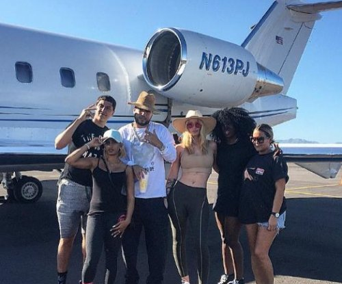 Iggy Azalea, French Montana vacation in Mexico
