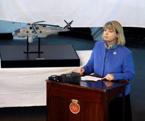 U.K. defense minister calls for autonomous supply vehicles
