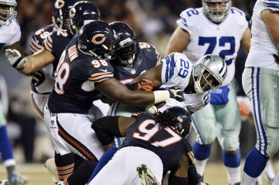 Healthy Chicago Bears believe pass rush will improve