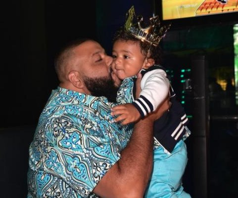 DJ Khaled throws son Asahd a lavish first birthday party