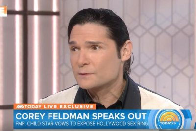 Corey Feldman details plan to expose Hollywood pedophiles