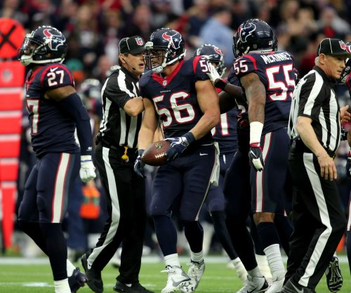 Brian Cushing: Houston Texans linebacker expected to play Sunday after suspension ends