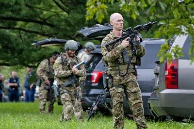 At least 3 shot dead at Maryland business park; suspect captured