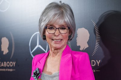 Rita Moreno recalls hearing MLK's 'I Have a Dream' speech in person