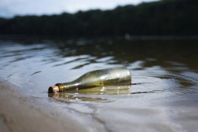 Nova Scotia boy finds message in a bottle from 1995