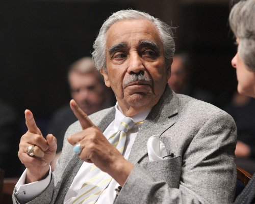 Report: Rangel to quit Ways and Means post