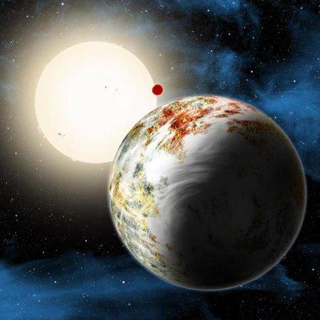 Kepler telescope spies 'mega-Earth'