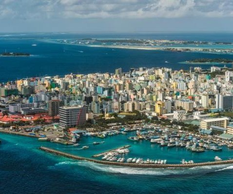 Maldives announces 30-day emergency after explosive found