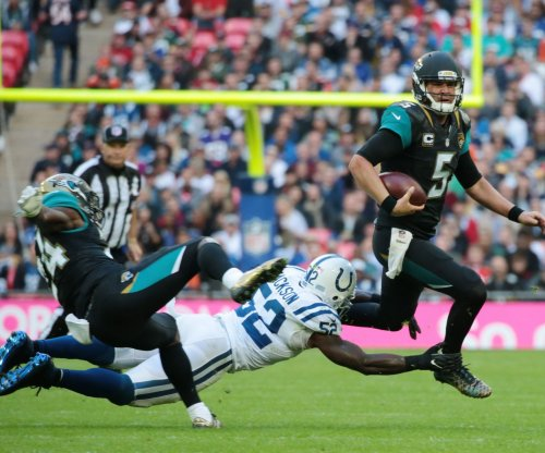 Jacksonville Jaguars: Blake Bortles is our QB, will get the protection he needs