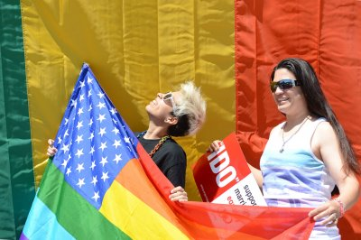 LGBT rainbow flag creator Gilbert Baker dead at 65