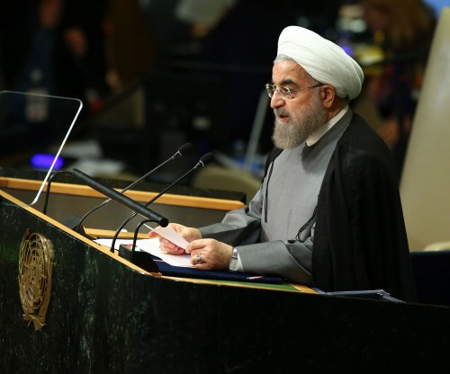 Rouhani to run for second term as president of Iran