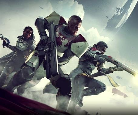 The Tower is destroyed in first 'Destiny 2' gameplay trailer