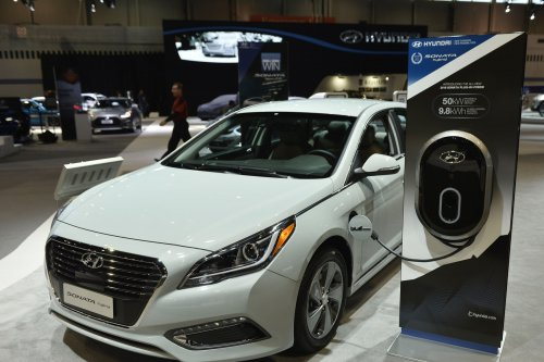 Plug-in vehicles not yet straining U.S. grid