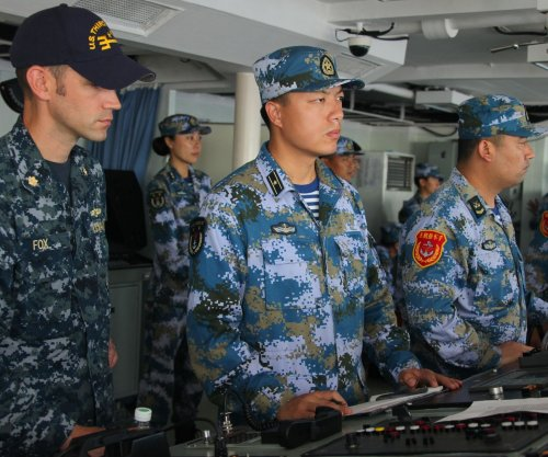 U.S. rescinds China's invitation to Rim of the Pacific military drill