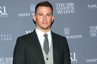 Channing Tatum praises Jessie J after London concert