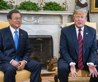 Report: Trump, Moon U.N. summit tentatively set for Monday