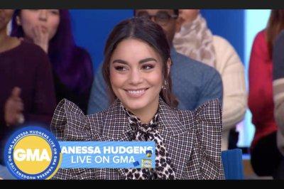 Vanessa Hudgens praises 'Bad Boys' co-stars: 'It was the best'