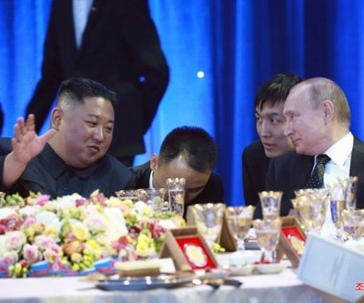 Russia dodging North Korea sanctions, report says
