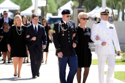 Arizona GOP censures Doug Ducey, Cindy McCain, Jeff Flake