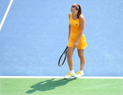 Jankovic ousted in Round 1 of Beijing Open