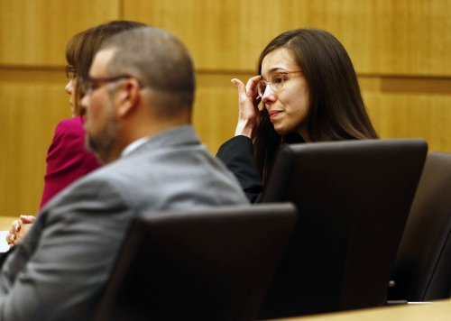 Jodi Arias says she got hepatitis C in jail