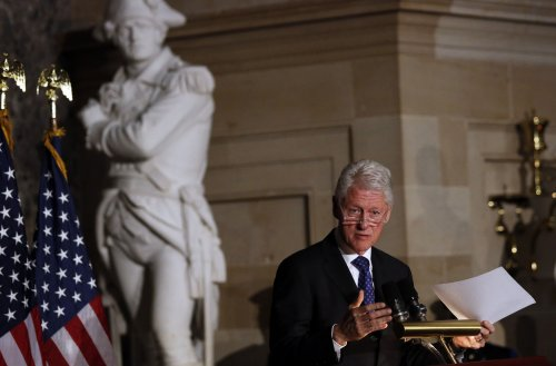 Bill Clinton claims he could have killed Osama Bin Laden