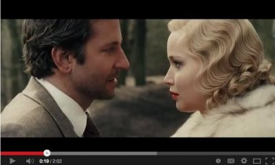 Jennifer Lawrence, Bradley Cooper star in first 'Serena' trailer