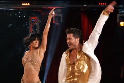 Rumer Willis shows off 'changed' body on 'Dancing with the Stars'
