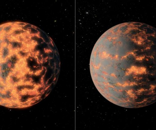 Astronomers detect drastic atmospheric change in super Earth