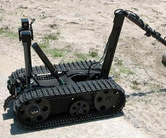 Navy gives continued development approval for EOD robot